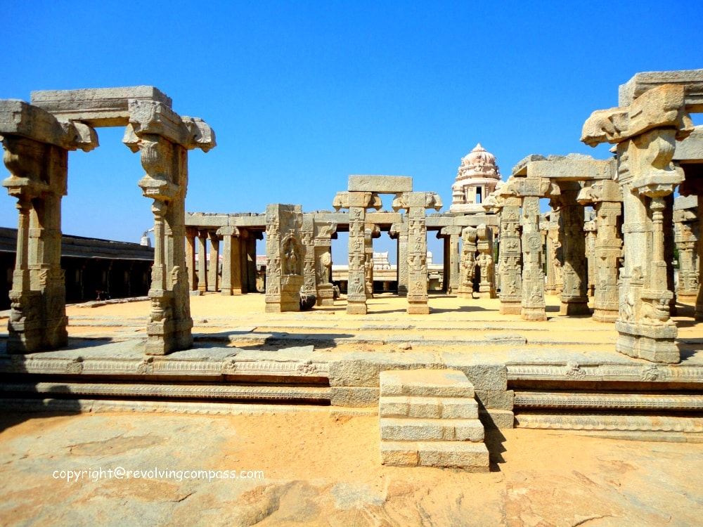 Veerbhadra Temple, Lepakshi, Monument, Temple, India, Hindu. Religion